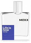 Туалетная вода Mexx Life is Now For Him 50ml TESTER
