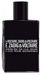 Парфюмерия Zadig&Voltaire This is him ! Edp 100ml TESTER
