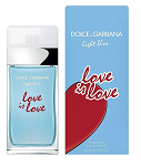 Туалетная вода Dolce & Gabbana Light Blue Love is Love edt 50ml
